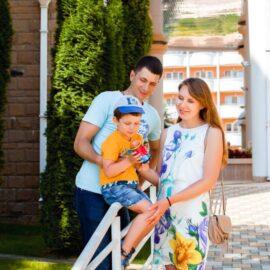 Сергей, Тома, Рома
