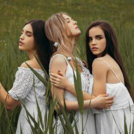 София, Елизавета, Мария